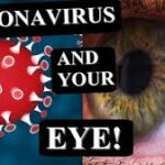 Prevent eye infections - COVID can enter through eyes too
