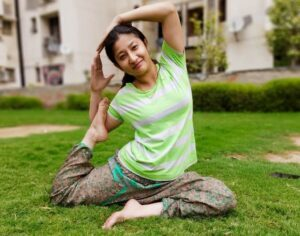 yog-Raveena tondon